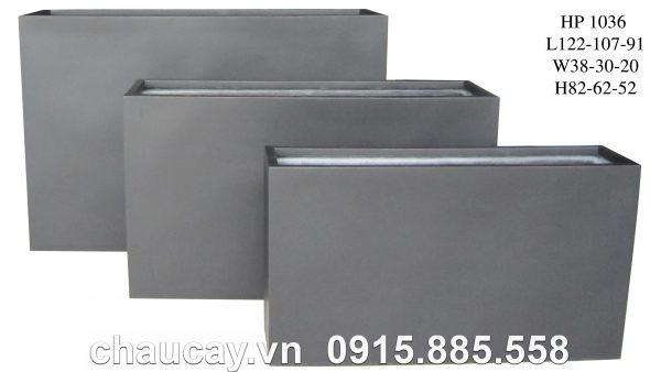 chau-composite-hau-phat-chu-nhat-cao-hp-1036-xam-mo