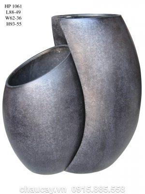 Chậu Composite Hậu Phát độc đáo lạ mắt | HP-1061