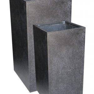 Chậu Composite Hậu Phát trụ vuông cao cấp | HP-1051