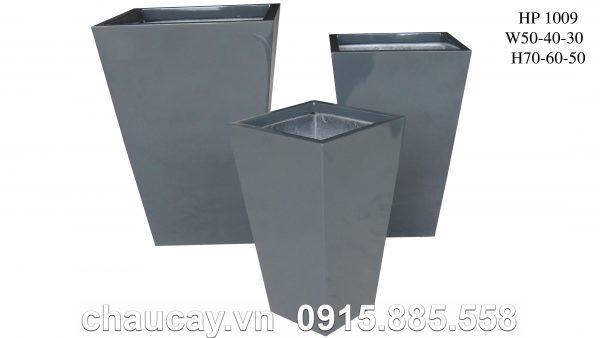 chau-composite-hau-phat-vuong-cao-vat-day-hp-1009-xam-bong