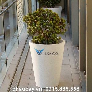 Chậu đá mài Havico Pack trụ tròn | CM-258