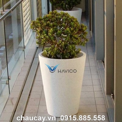 Chậu đá mài Havico Mood Pack trụ tròn   CM-258