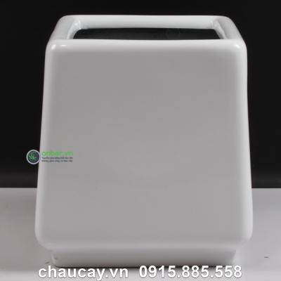 Chậu Nhựa Composite Anber Sang Trọng 1010