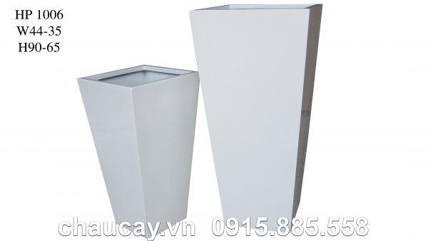 chau-trong-cay-composite-hau-phat-vuong-vat-hp-1006-xam-mo