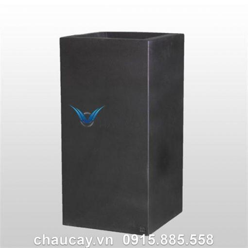 Chậu Đá Mài Havico Coat Trụ Vuông Cao Cấp   Cm-270